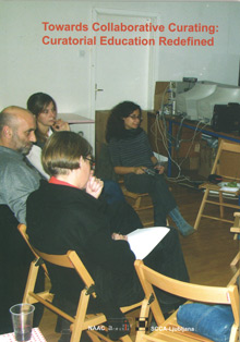 Towards Collaborative Curating: Curatorial Education Redefined. Documentation of Activities 1997–2009