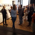 Year 15 (2014/16), Guided tour of the final exhibition PERSONAL at ŠKUC Gallery, Ljubljana