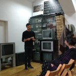 Lecture by Thijs Lijsterj at Project Room